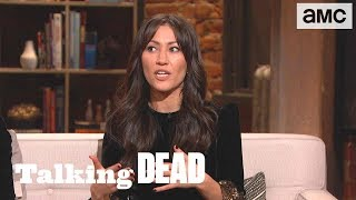 'What if Yumiko's Group Had Joined The Whisperers?' Highlights Ep. 910 | Talking Dead - AMC