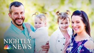 Colorado Man Charged With Murdering Wife And Two Children | NBC Nightly News - NBCNEWS