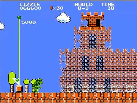 Personajes no aptos para Super Mario