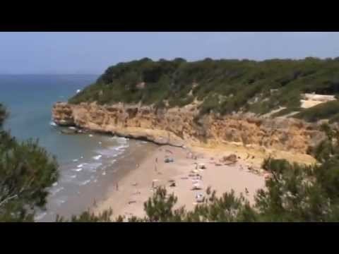 Playas nudistas Tarragona - Nudism beachs Spain - Plage naturiste Espagne