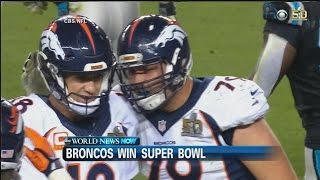 The Broncos Win Super Bowl 50 | ABC News - ABCNEWS
