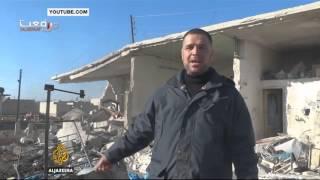 Russian-backed Aleppo offensive 'kills hundreds' - ALJAZEERAENGLISH