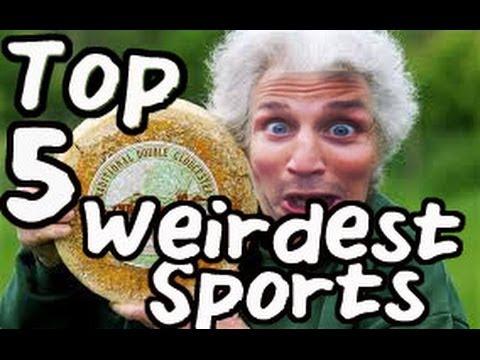 Top 5 Weirdest Sports