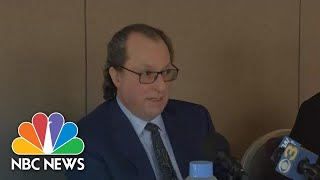Sexual Abuse Lawsuit Claims Defendant Was Priest With Admitted History | NBC News - NBCNEWS