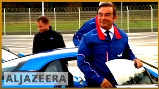 🚗Nissan chief Carlos Ghosn 'arrested for misconduct' l Al Jazeera English - ALJAZEERAENGLISH