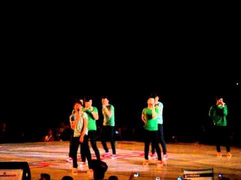 SMASH - Akhiri Saja @Mini Konser Untukmu Indonesia