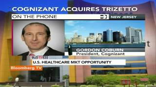 In Business- TriZetto Very Well Run, Efficient On Cost: Cognizant - BLOOMBERGUTV