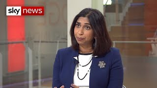 Minister: PM has not lost control of her party - SKYNEWS