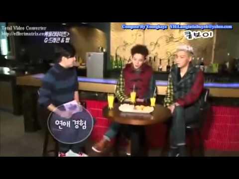 Ý kiến của GD & Top trong nhóm BigBang về nhóm HKT của VN