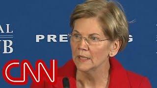 Sen. Elizabeth Warren pitches anti-corruption plan - CNN