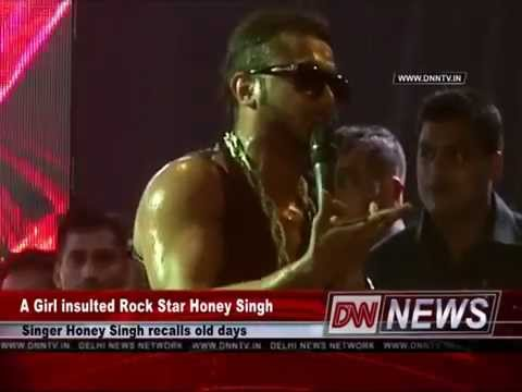 A Girl insulted Singer Yo Yo Honey Singh
