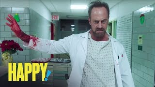 HAPPY! | Season 1 Teaser Trailer: Rough Day | SYFY - SYFY