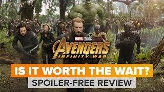 Avengers: Infinity War spoiler-free review - CNETTV