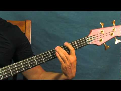 beginner bass guitar lesson iron man black sabbath Ozzy Osbourne