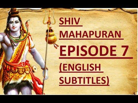 Shiv Mahapuran with English Subtitles - Episode 7 I  Samudra Manthan ~The Churning of  Sea (Pujaa.se )