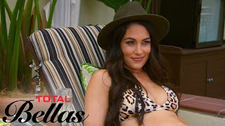 Brie Bella Wants to Pretend to Be Twin Nikki on Her Date | Total Bellas | E! - EENTERTAINMENT