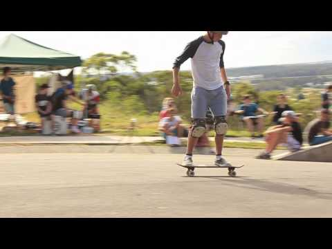 Longboarding || Hinterland Steezy Slide Jam