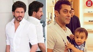 SRK To Finally Begin Rakesh Sharma Biopic | Salman To Host A Party On Nephew Ahil's 2nd Birthday - ZOOMDEKHO