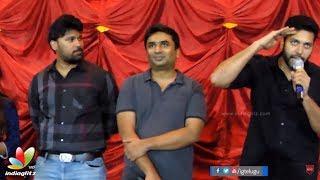 Hats off to Telugu audiences: Jayam Ravi | Tik Tik Tik Success Tour | Shakti Soundar Rajan - IGTELUGU