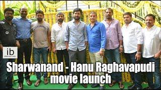 Sharwanand - Hanu Raghavapudi movie launch - idlebrain.com - IDLEBRAINLIVE