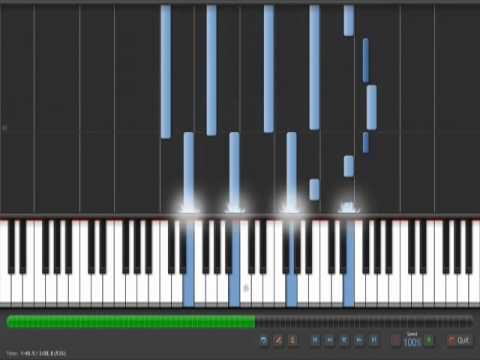 Synthesia - Final Fantasy X - To Zanarkand Piano Collections