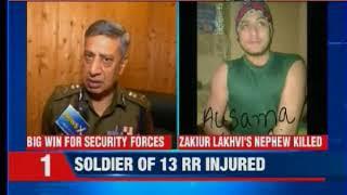 Pak gets payback: Nephew of 26/11 plotter eliminated - NEWSXLIVE