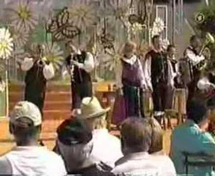 Die Jungen original Oberkrainer - Ramba Samba