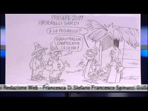 Le vignette di Vauro – di Vauro – settima puntata – Servizio Pubblico