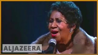 🇺🇸 Aretha Franklin is remembered by friends, artists and fans | Al Jazeera English - ALJAZEERAENGLISH