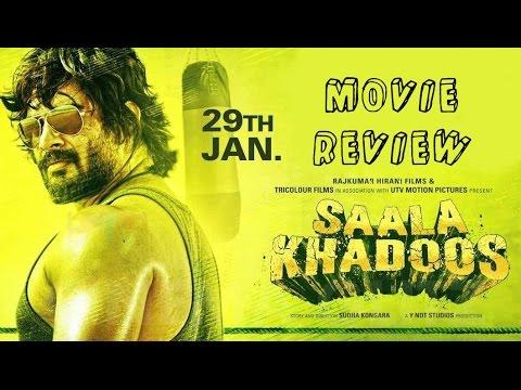 Saala Khadoos - Film Review