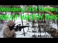 Mossberg 715T OVER 2000 Rounds - No Jamming!! No more FTE \ stove pipes