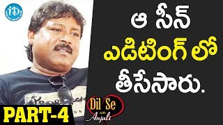 Comedian Prabhas Sreenu Exclusive Interview - Part #4 || Dil Se With Anjali - IDREAMMOVIES