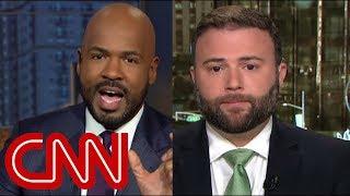 CNN anchor shuts down commentator over Trump lie - CNN