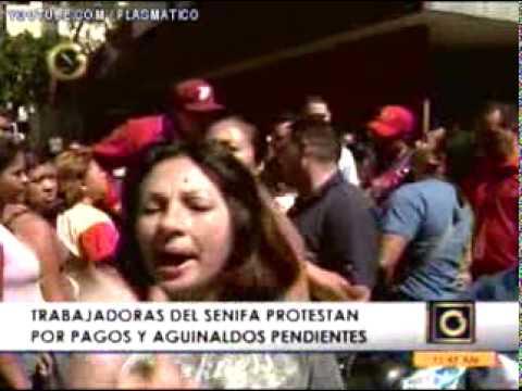 MADRES INTEGRALES SENIFA CHAVISTA CLARAS Y ARRECHAS CON CHAVEZ - VENEZUELA