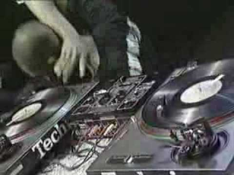 DJ Roc Raida DMC 1996