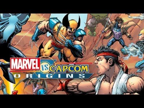 The Rundown on Marvel vs. Capcom: Origins (Off-Screen)