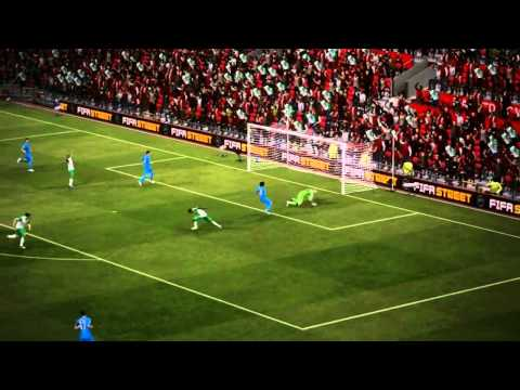 FIFA 12 - ''Destruction'' Online Goals/Skills Compilation - A FIFA Dualtage!