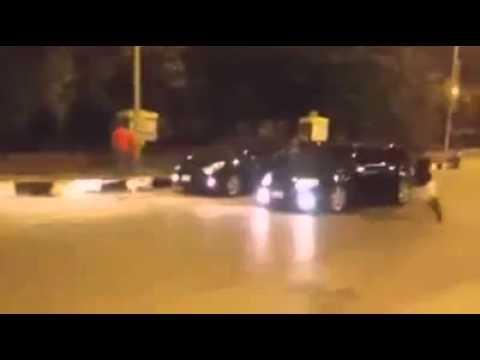 فيديو مسخرة لخفة الدم المصريين فى ازمة البنزين