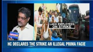 Bombay High Court declares MSRTC strike illegal; bus operations resume after order - NEWSXLIVE