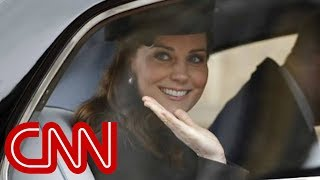 Duchess of Cambridge in 'early stages of labor' - CNN