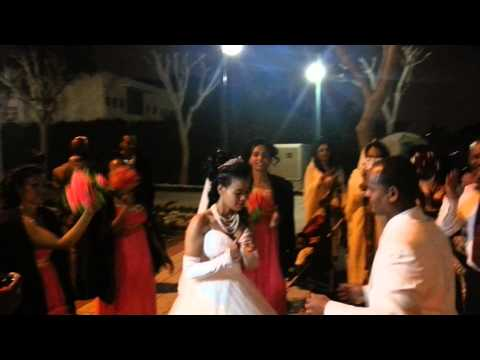 Eritrean wedding dance by Ethiopian song