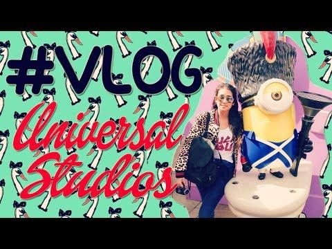 VLOG: Universal Studios - Los Angeles | Fashion Diaries