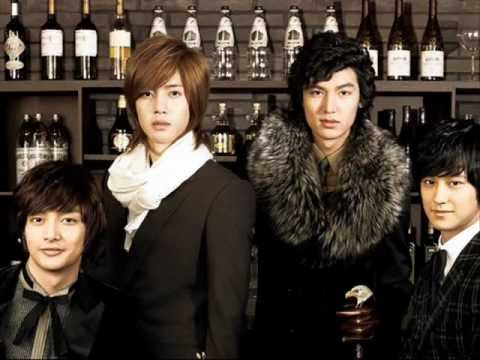 CANCION DE CASI EL PARAISO -BOY OVER FLOWER
