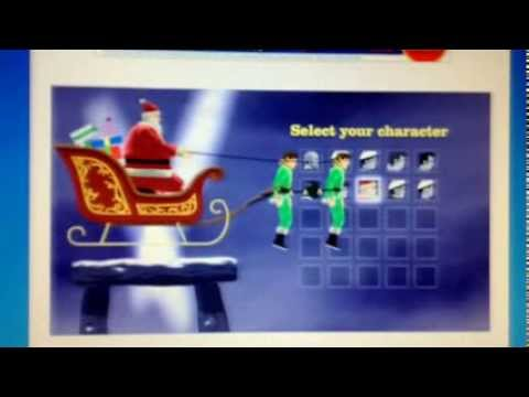HAPPY WHEELS/SANTA YA VERAS