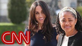 Meghan Markle will walk herself down the aisle at royal wedding - CNN