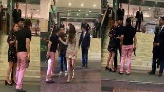 Delhi: फाइव स्टार होटल में लड़का पिस्टल लेकर घुसा, सरेआम लड़की को दी गालियां - ITVNEWSINDIA