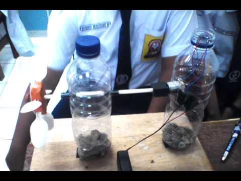 Membuat Kincir Air Sederhana 2