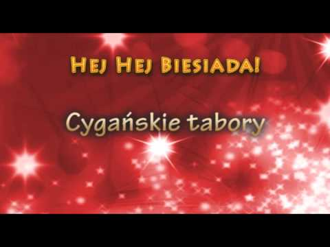 Weselne Hity - Cygańskie tabory - Muzyka Biesiadna - całe utwory + tekst piosenki