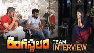 Rangasthalam Team Special Interview | Sukumar | Jagapati Babu | TFPC - TFPC