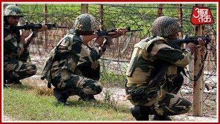 पाकिस्तान को करारा जवाब! रजौरी एरिया में पाकिस्तान के 5 जवानों को मार गिराया - AAJTAKTV